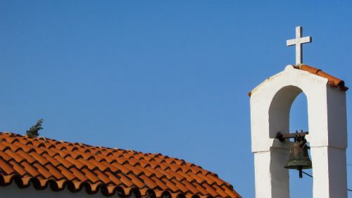 church belfry roof
