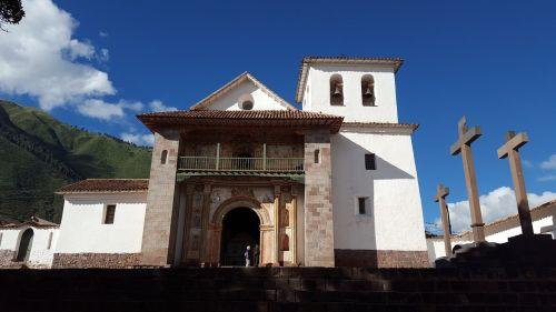 church inca travel