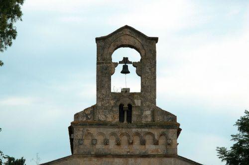 church monument romanesque style