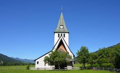 wedding church village