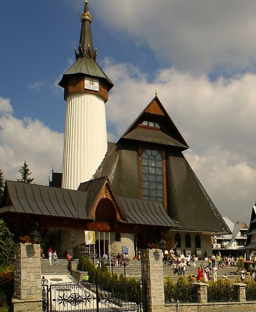 church church palotynów buried