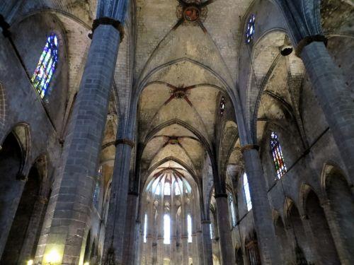 church spiritual barcelona