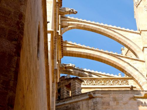 church arches gothic