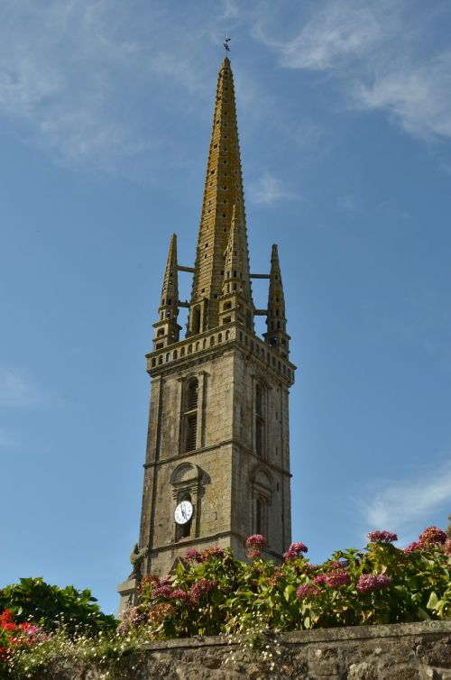church tower church tower