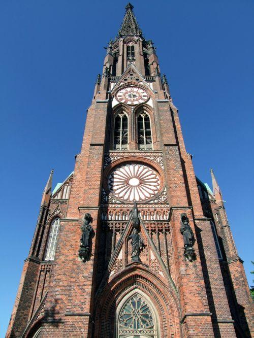 church steeple architecture