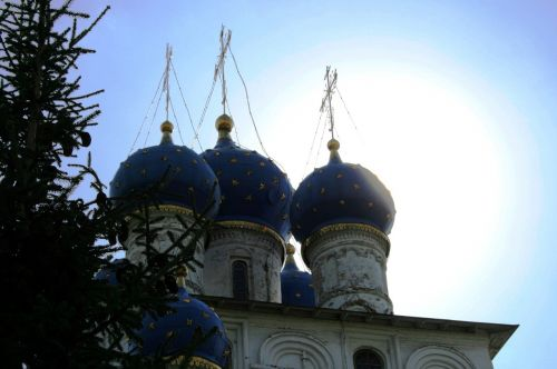 church building architecture