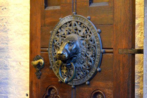 church door fitting