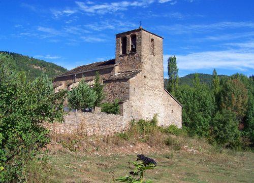 church romane spain