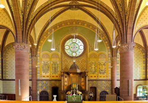 church altar christian