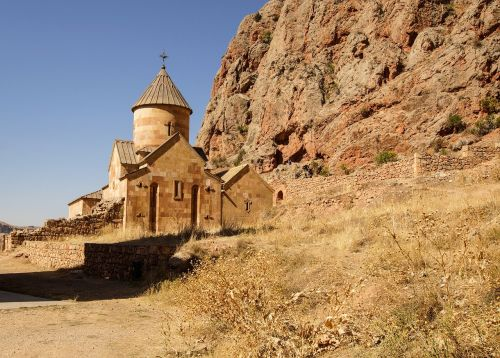 church monastery noravank