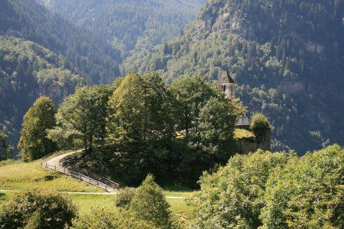 church ticino bergdorf