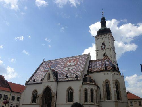 church architecture croatia