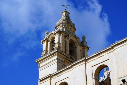 church malta mdina