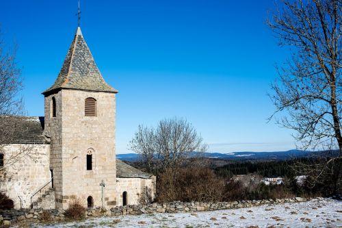 church eglise haute-loire