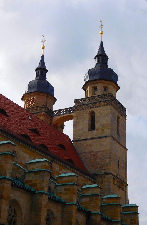 church church steeples towers