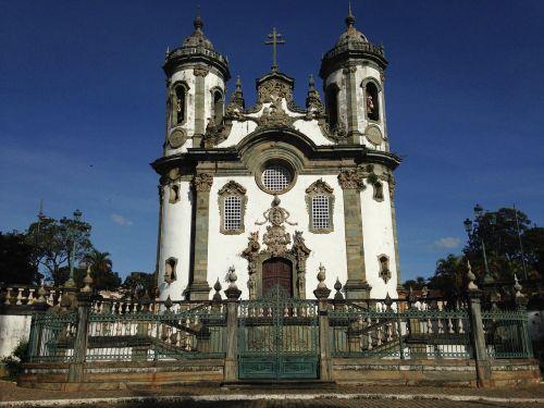 church baroque minas