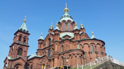 church helsinki architecture