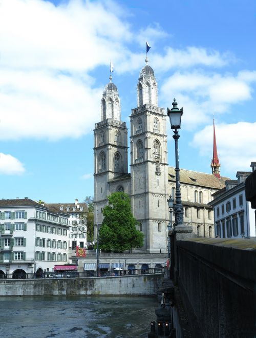 church zurich switzerland