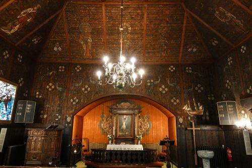 church sjømannskirken rotterdam