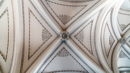 church blanket roof