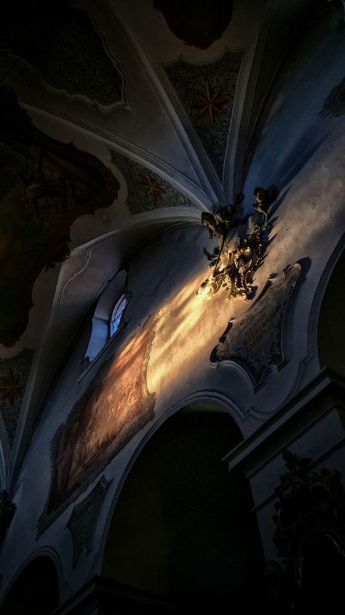 church sacral baroque