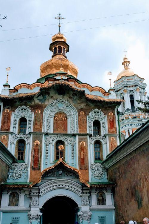 church temple cross