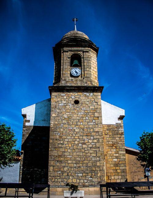 church spain architecture