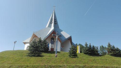 church holy trinity deep