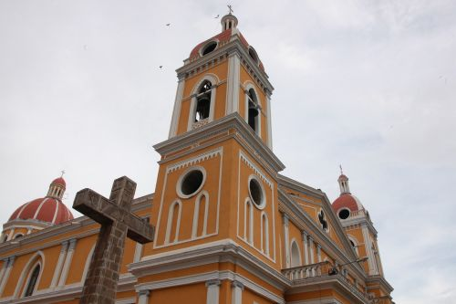 church nicaragua architecture