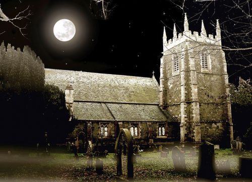 church moonlight lincolnshire