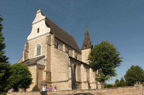 church romance skalbmierz