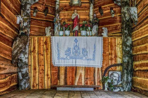 church chapel small church