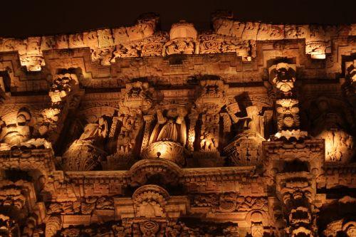 church sacred art zacatecas