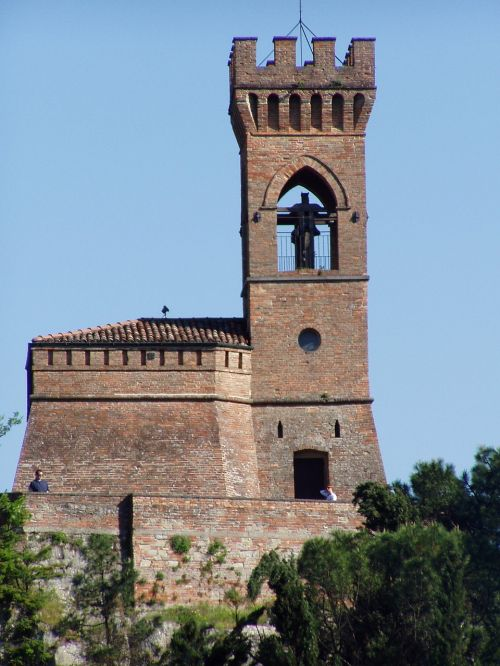 church chapel clock tower