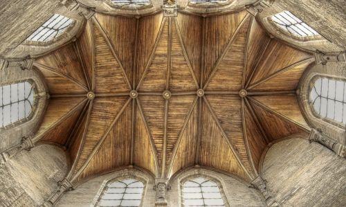 church chapel church ceiling