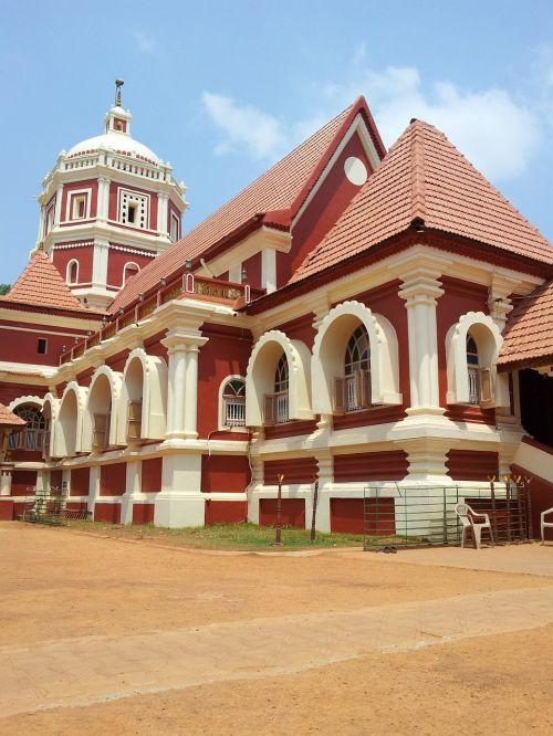 church goa india