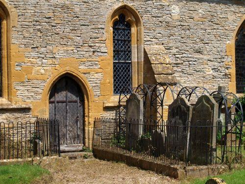 church graves stone