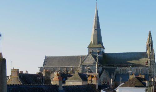 church guérande medieval