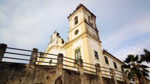 church architecture olinda