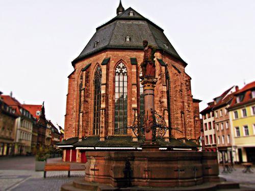 church the basilica architecture