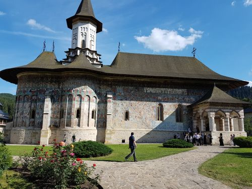 church romania tourism