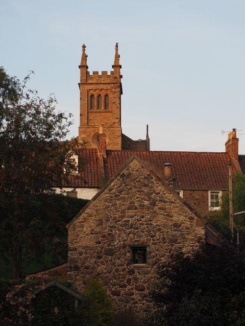 church scotland village