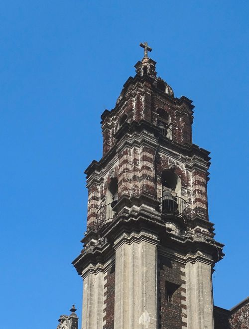 church tower towers