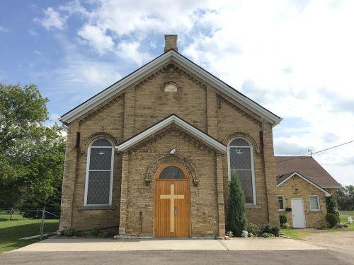 church brick christianity