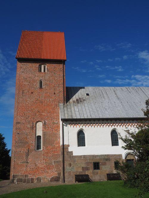 church steeple brick church
