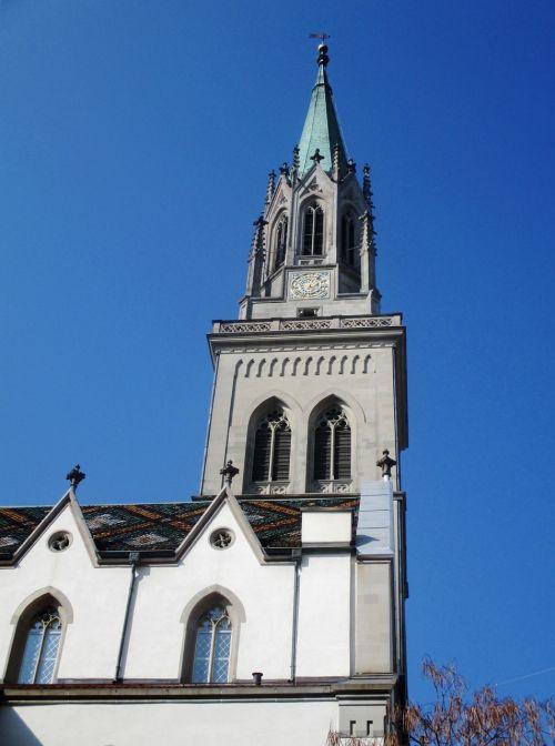 church st laurenzen building