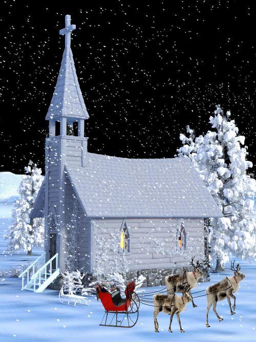 bažnyčia,žiema,Kalėdos,kranai,rennes,dovanos