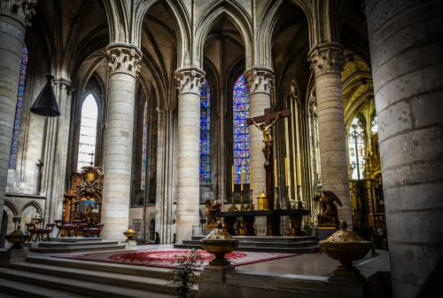 church architecture cathedral