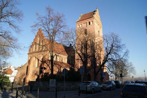 church warsaw poland