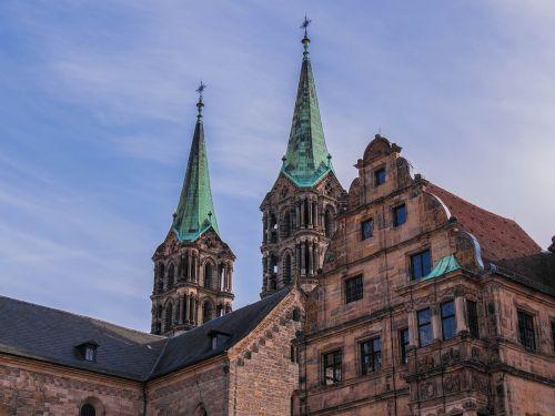 church bamberg cathedral
